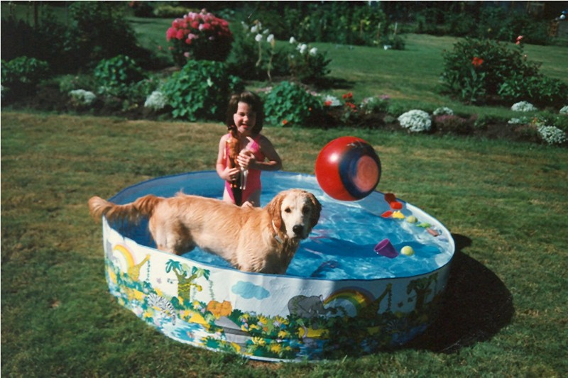 Name:  Hillary and Bailey in Pool.jpg Views: 80 Size:  119.4 KB