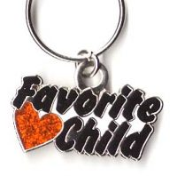 Favorite Child Charm