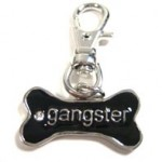 Gangster Personality Bone Charm